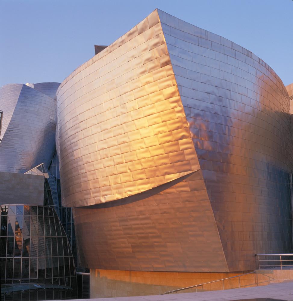 Exterior del edificio | Guggenheim Bilbao Museoa