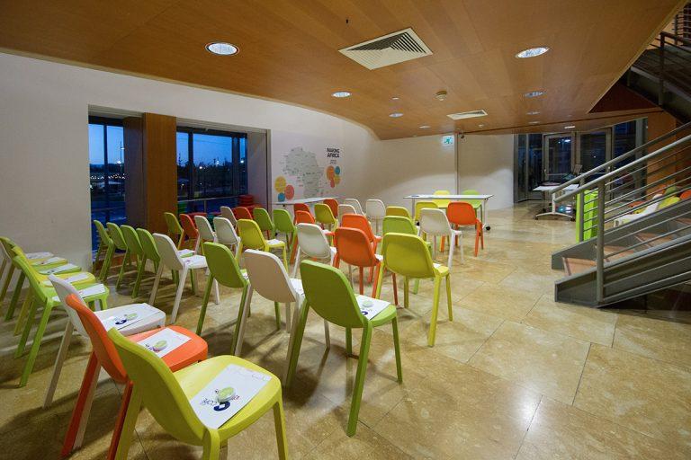 Evento de la Cope en el Espacio Educativo | Guggenheim Bilbao Museoa