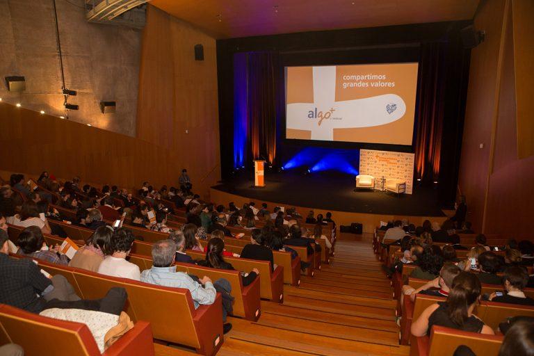 Evento de Randstad en el Auditorio | Guggenheim Bilbao Museoa
