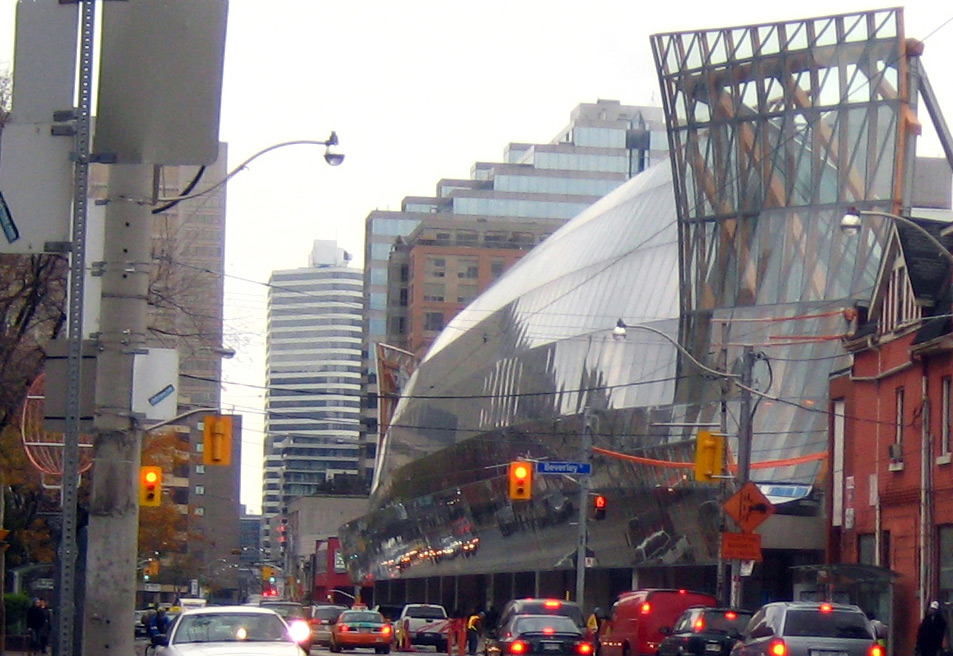 Frank Gehry-k diseinatutako eraikina | Guggenheim Bilbao Museoa