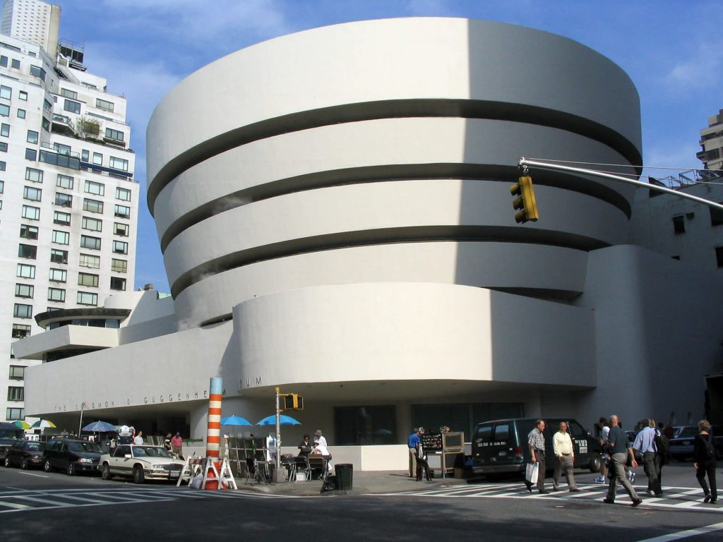 Solomon R. Guggenheim Foundation - New York