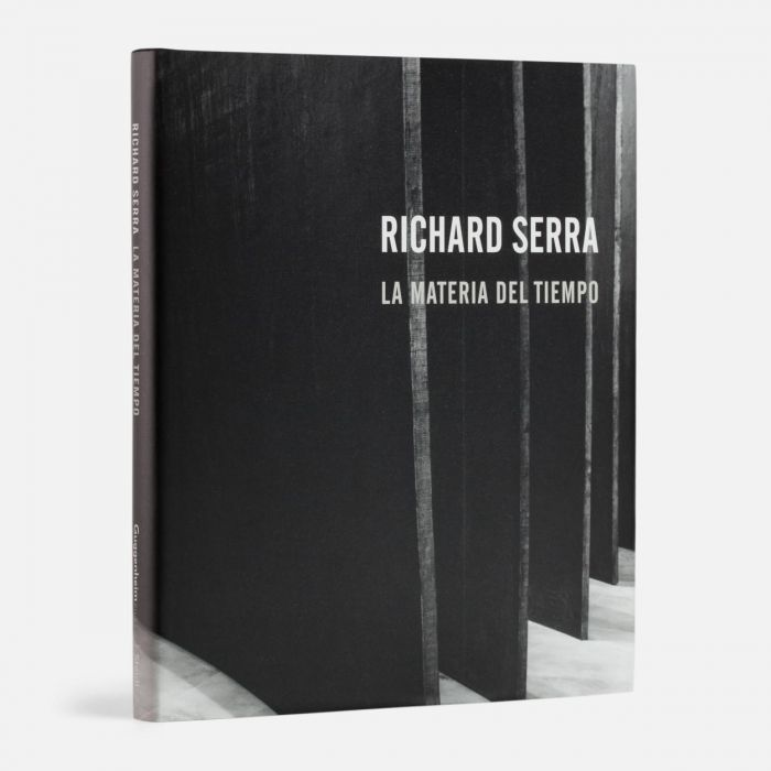 Book The Matter of Time, Richard Serra | Products Guggenheim Bilbao Museoa