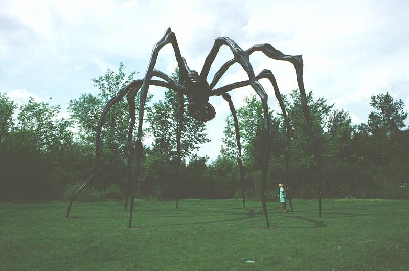 Ama Frederik Mejier gardens-en (Grand Rapids) | Louise Bourgeois | Guggenheim Bilbao Museoa