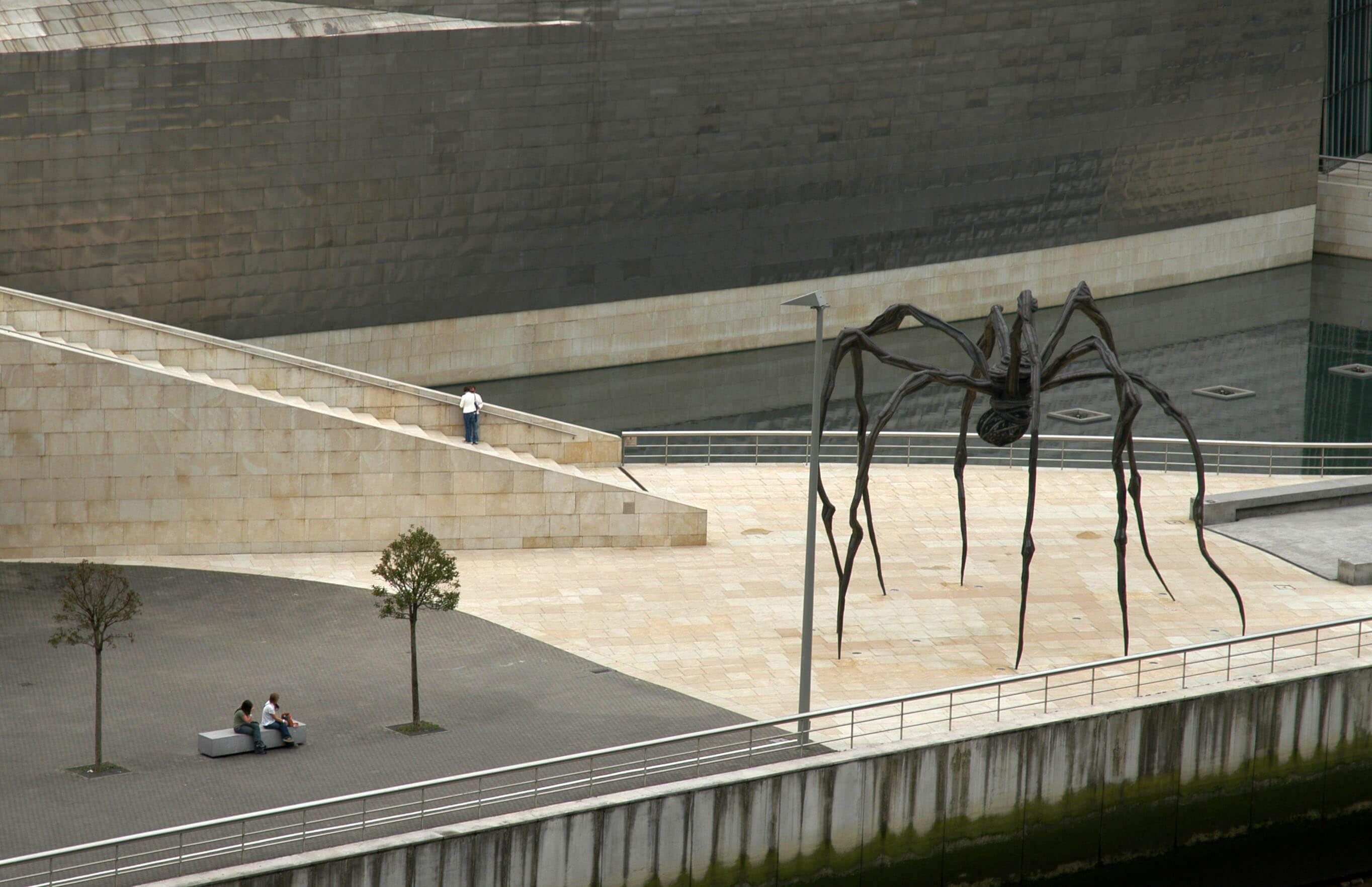 Ama | Louise Bourgeois | Guggenheim Bilbao Museoa