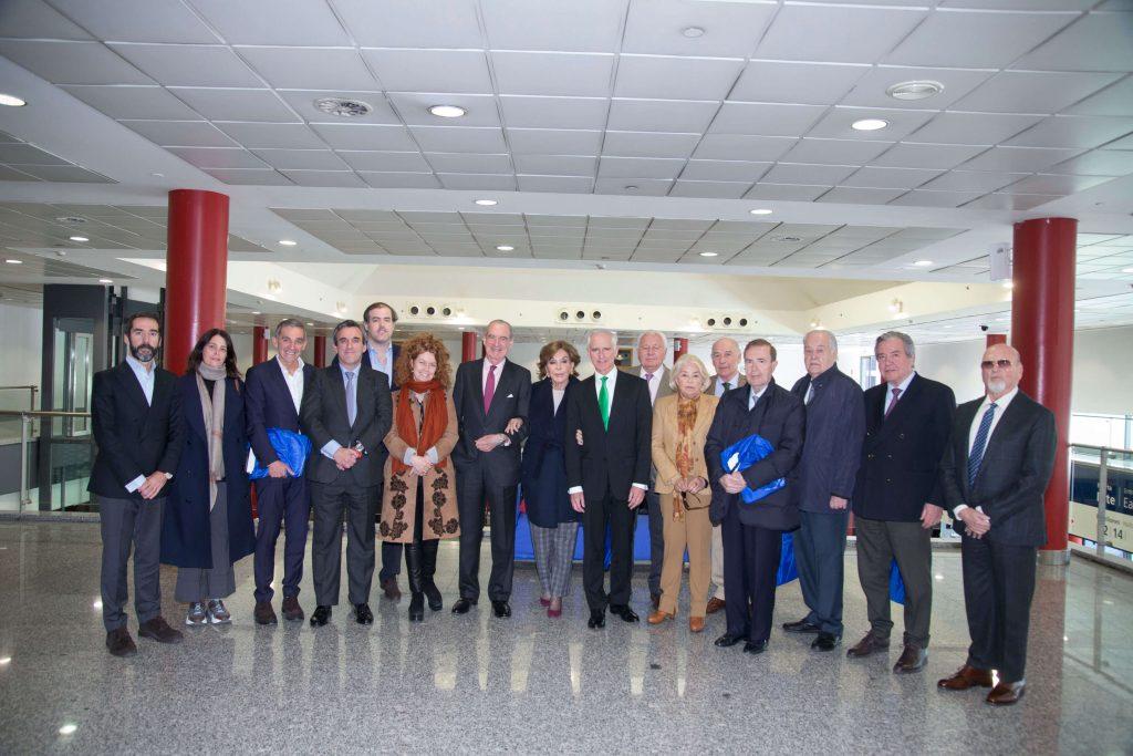 miembros honor museo guggenheim bilbao