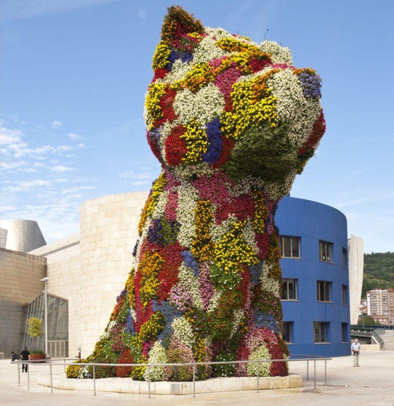 Puppy | Jeff Koons | Guggenheim Bilbao Museoa