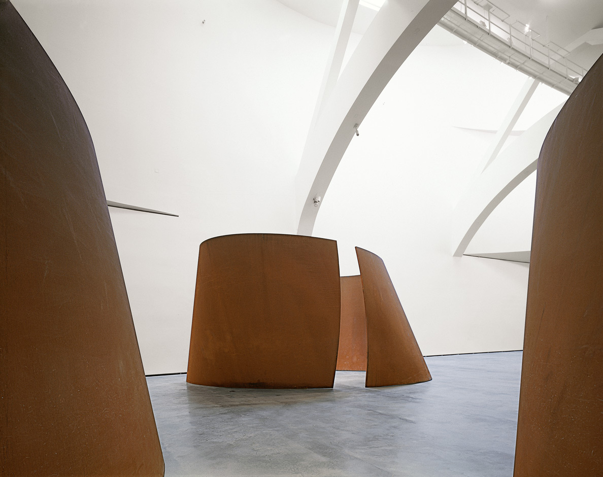Torqued Ellipse | The Matter of Time | Richard Serra | Guggenheim Bilbao Museoa