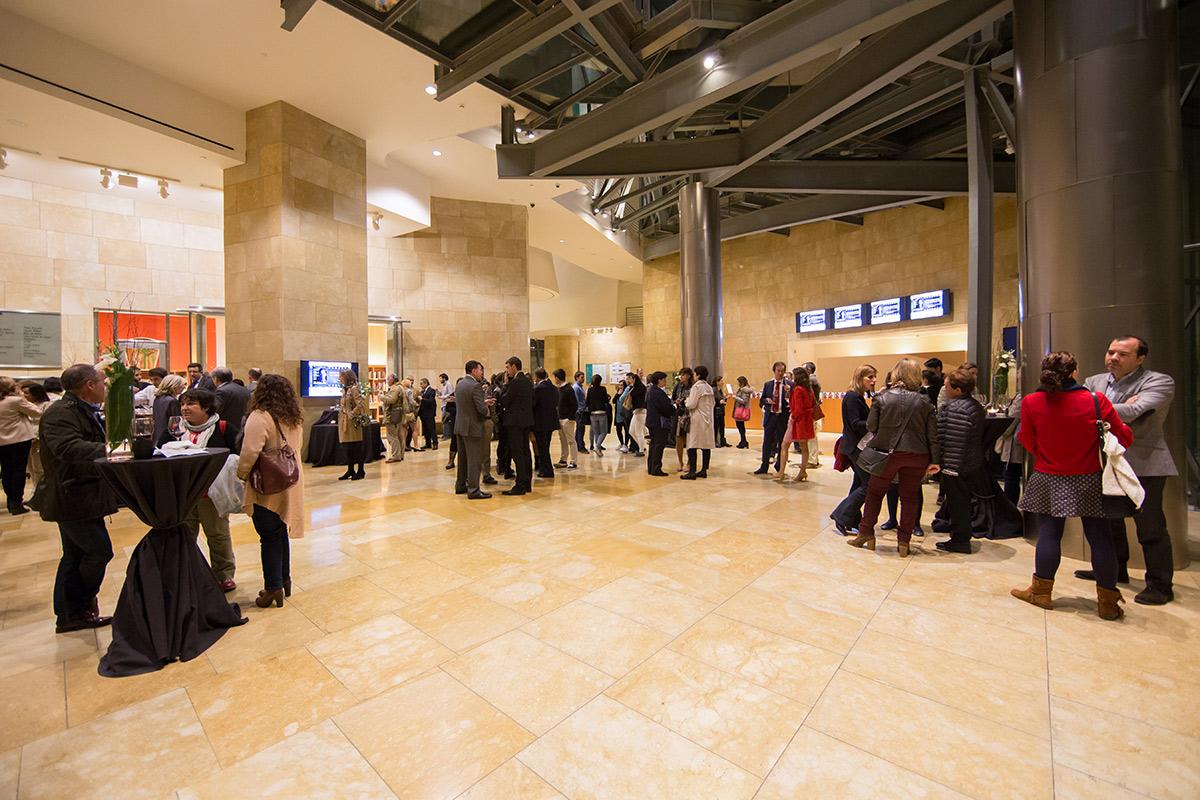 Vestíbulo | Evento APD | Guggenheim Bilbao Museoa