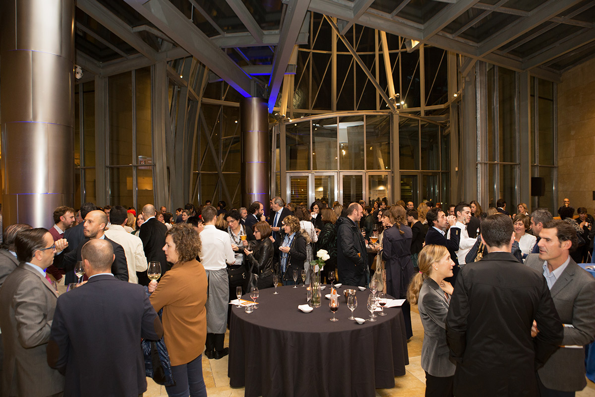 Vestíbulo | Evento Randstad | Guggenheim Bilbao Museoa
