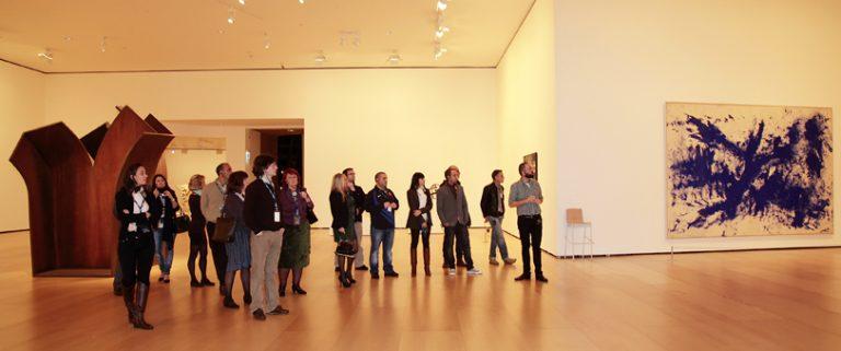 Visitas guiadas gratuitas exprés | Guggenheim Bilbao Museoa