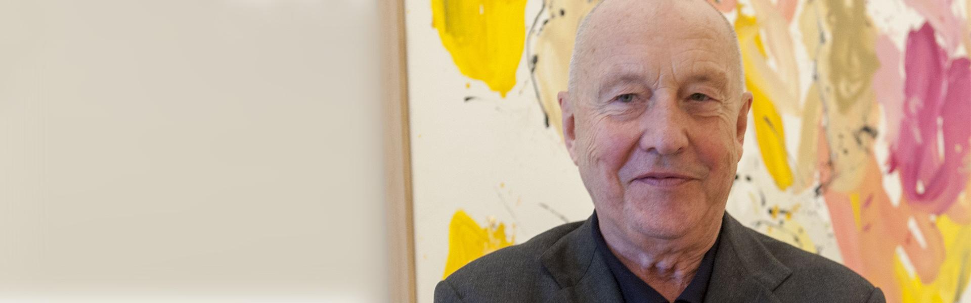 Georg Baselitz   Artistak   Guggenheim Bilbao Museoa