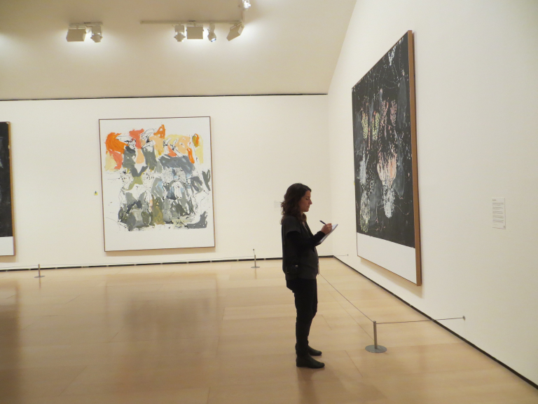 Doako sarbidea erakusketetara | Ikasi | Guggenheim Bilbao Museoa