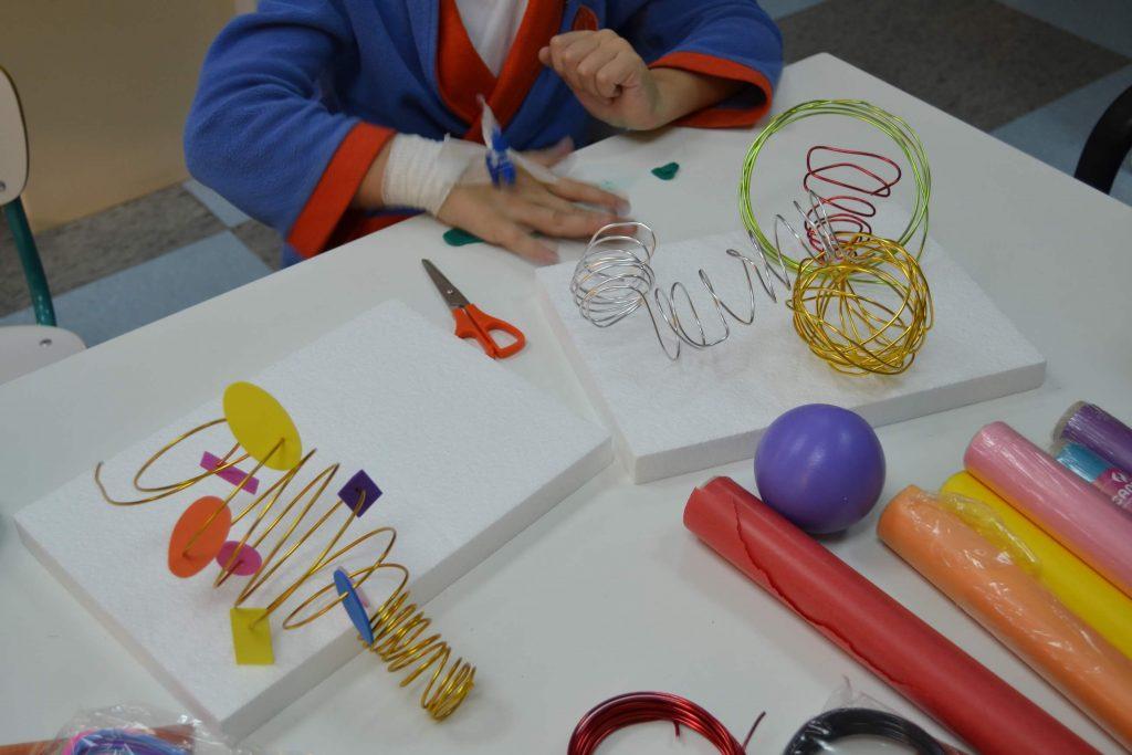 Actividades para hospitales | Aprende | Guggenheim Bilbao Museoa