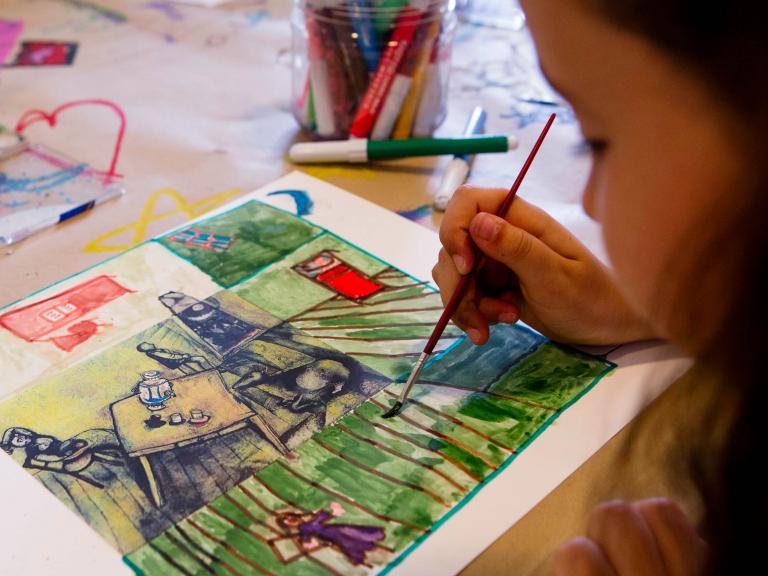 Aprendizaje individual y colectivo | Aprende | Guggenheim Bilbao Museoa