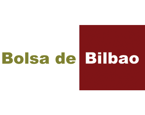 Logo Bolsa de Bilbao