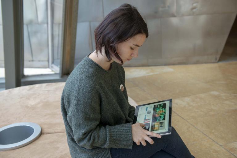Contenido online | Guggenheim Bilbao Museoa