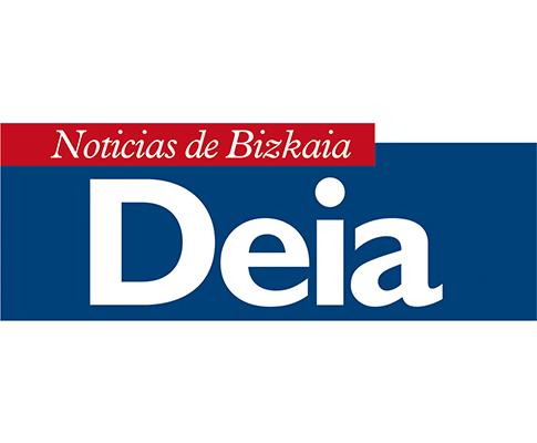 Logo Deia Noticias de Bizkaia