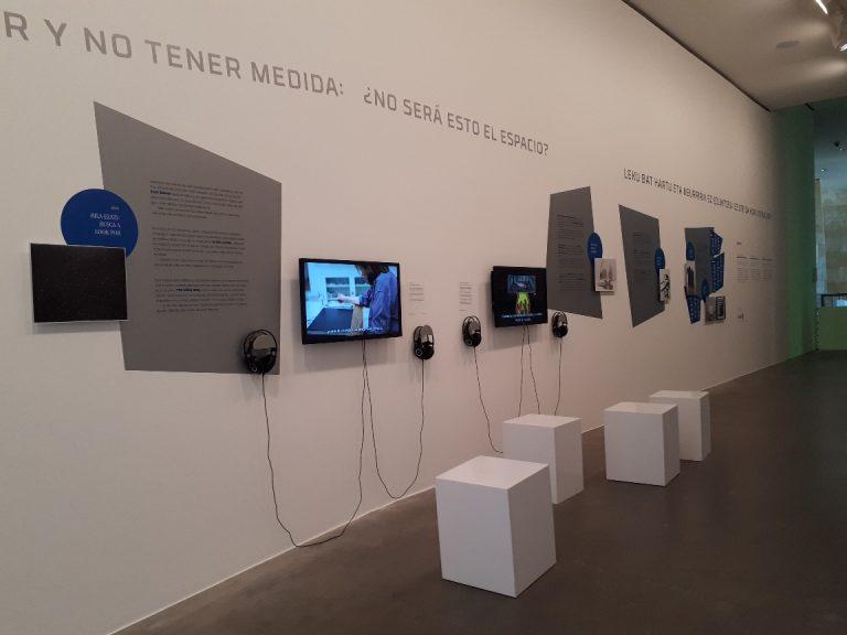 Didaktika Arte y espacio | Aprende | Guggenheim Bilbao Museoa