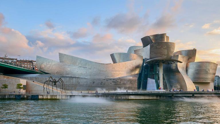 El edificio | Guggenheim Bilbao Museoa