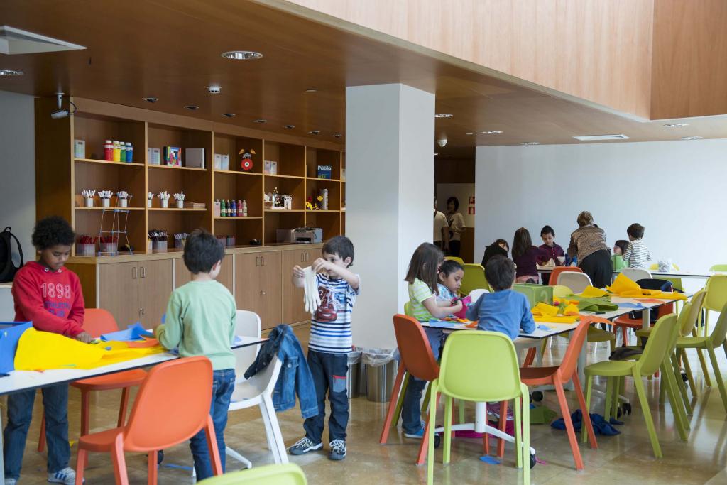 Espacio educativo | Guggenheim Bilbao Museoa