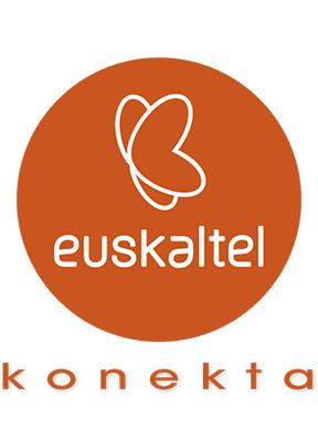 Logo Euskaltel Konekta