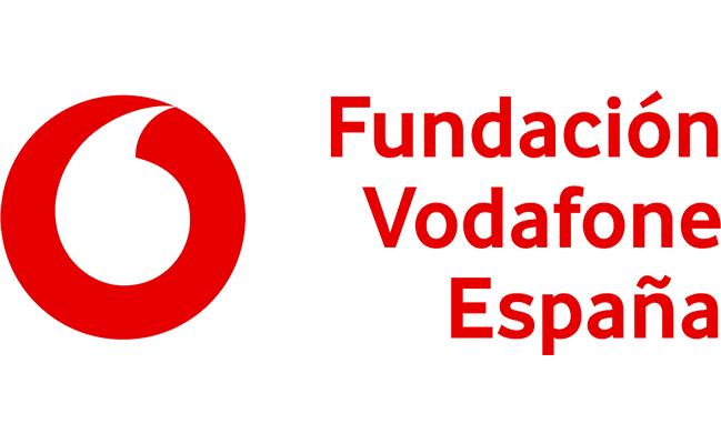 Logo Fundación Vodafone España