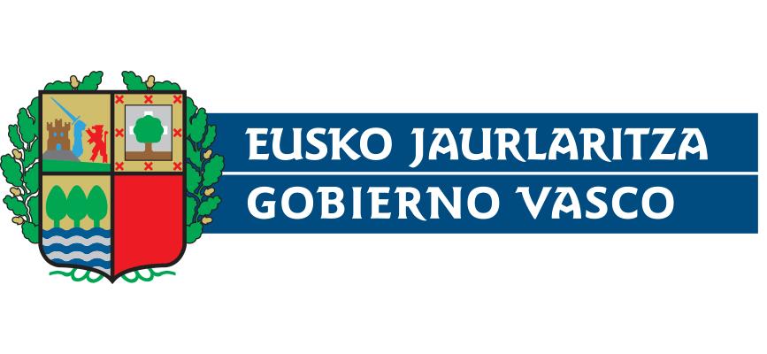 Logo Gobierno- Vasco - Eusko Jaurlaritza