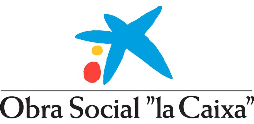 "Logo Obra Social ""laCaixa"""