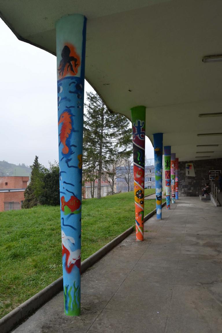 El arte como herramienta de normalización | Guggenheim Bilbao Museoa