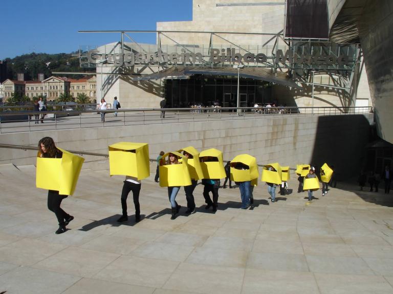 Proyecto educativo | Guggenheim Bilbao Museoa