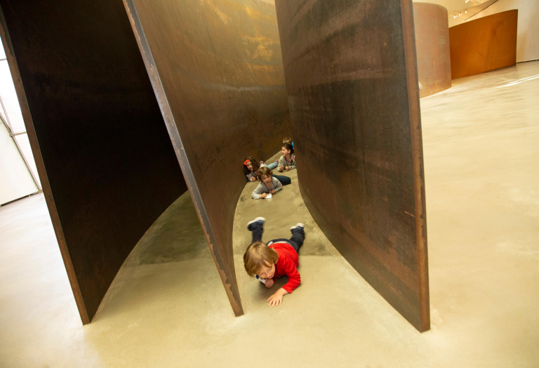 Ibilbideak/Bisitaldiak | Ikasi | Guggenheim Bilbao Museoa