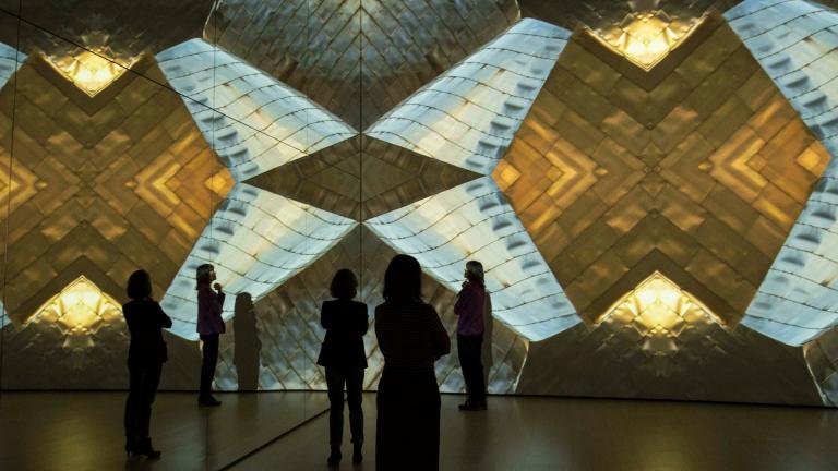 ZERO aretoa | Guggenheim Bilbao Museoa