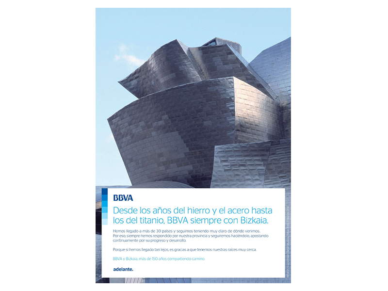 BBVA | Guggenheim Bilbao Museoa