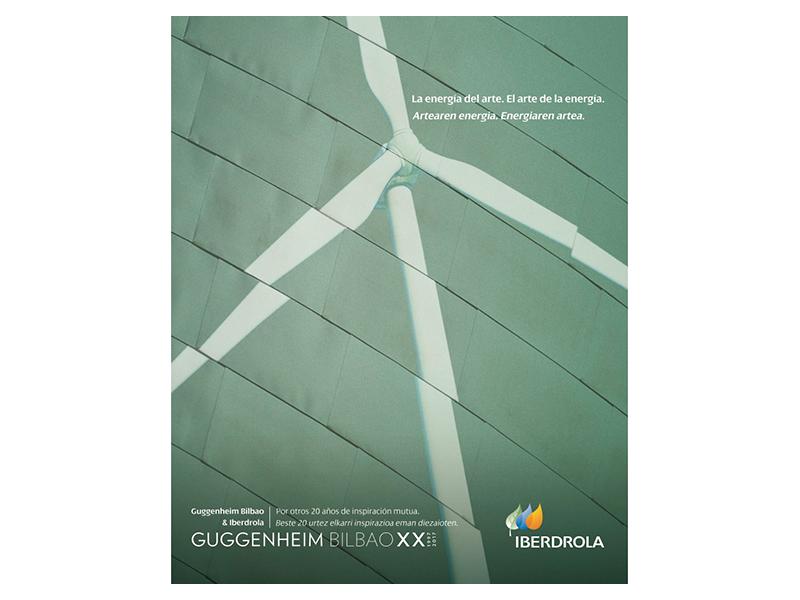 Iberdrola | Guggenheim Bilbao Museoa
