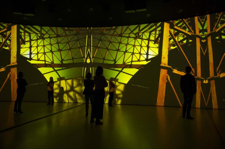Sala ZERO | Guggenheim Bilbao Museoa