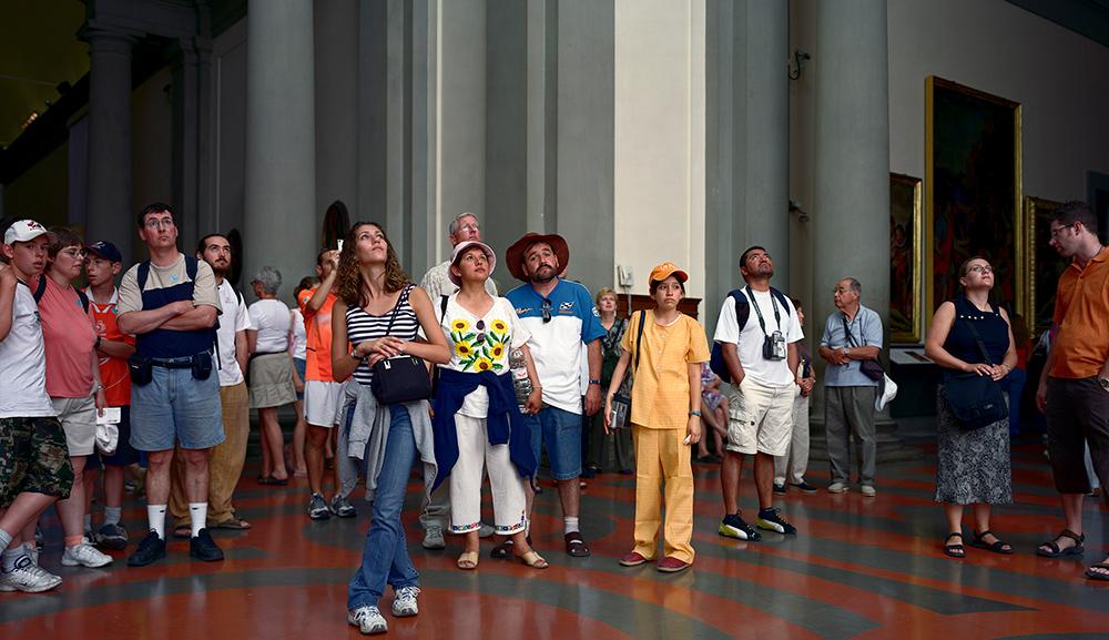 Público 07, Florencia 2004 | Guggenheim Bilbao Museoa