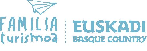 Logo Familia Turismoa. Euskadi