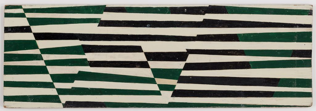 "Maquette de ""Mur optique""   Guggenheim Bilbao Museoa"