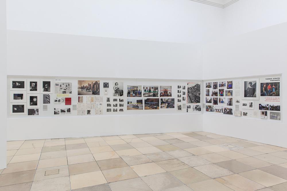 Archivo, detalle de instalación | Guggenheim Bilbao Museoa