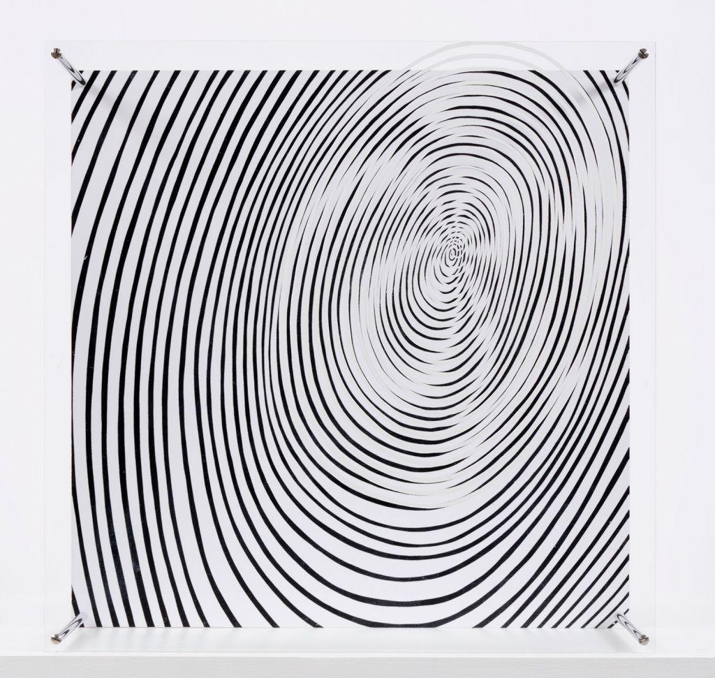 Spirale, Série Sotomagie   Guggenheim Bilbao Museoa