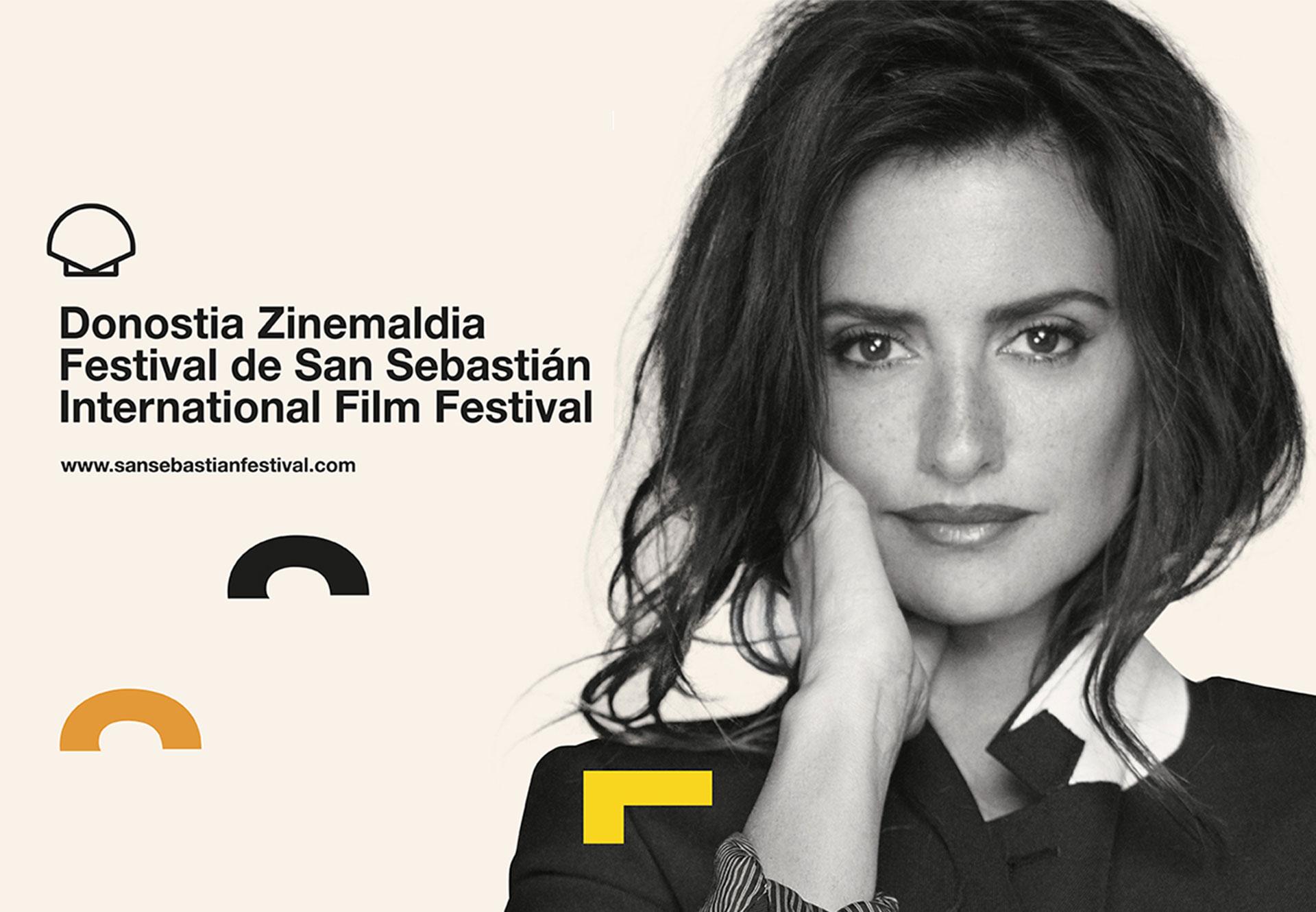 San Sebastian Festival Poster 2019
