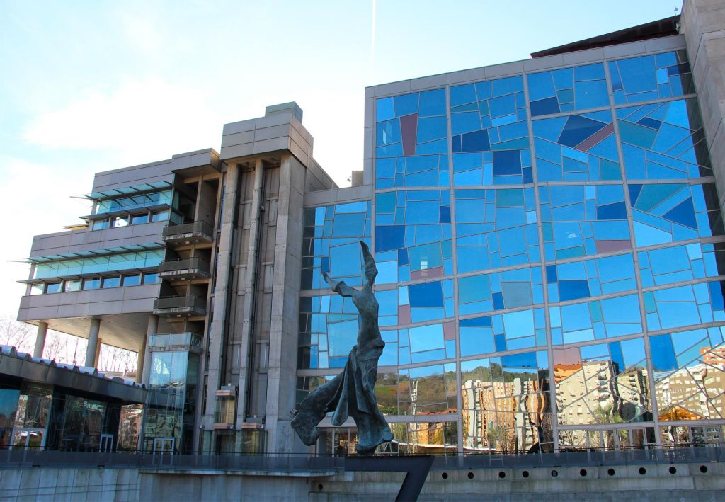 Palacio Euskalduna, Bilbao