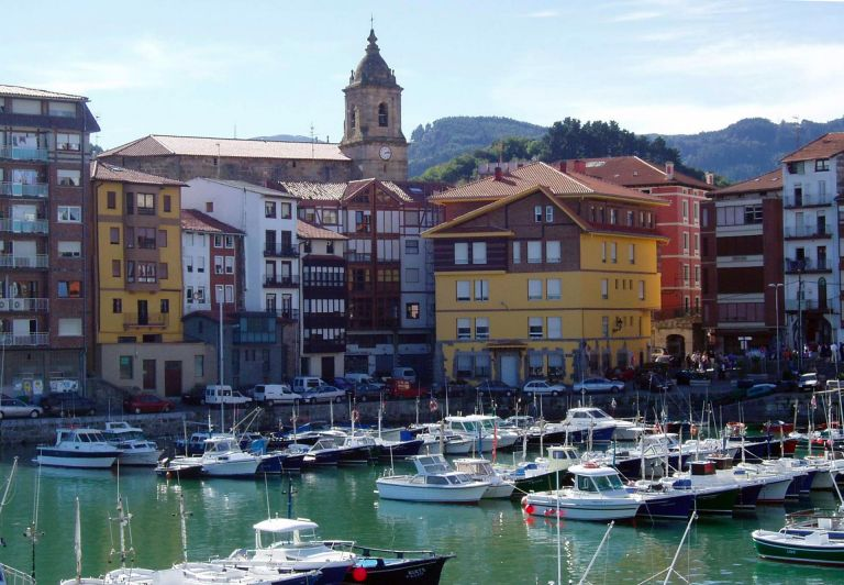 Bermeo Harbor