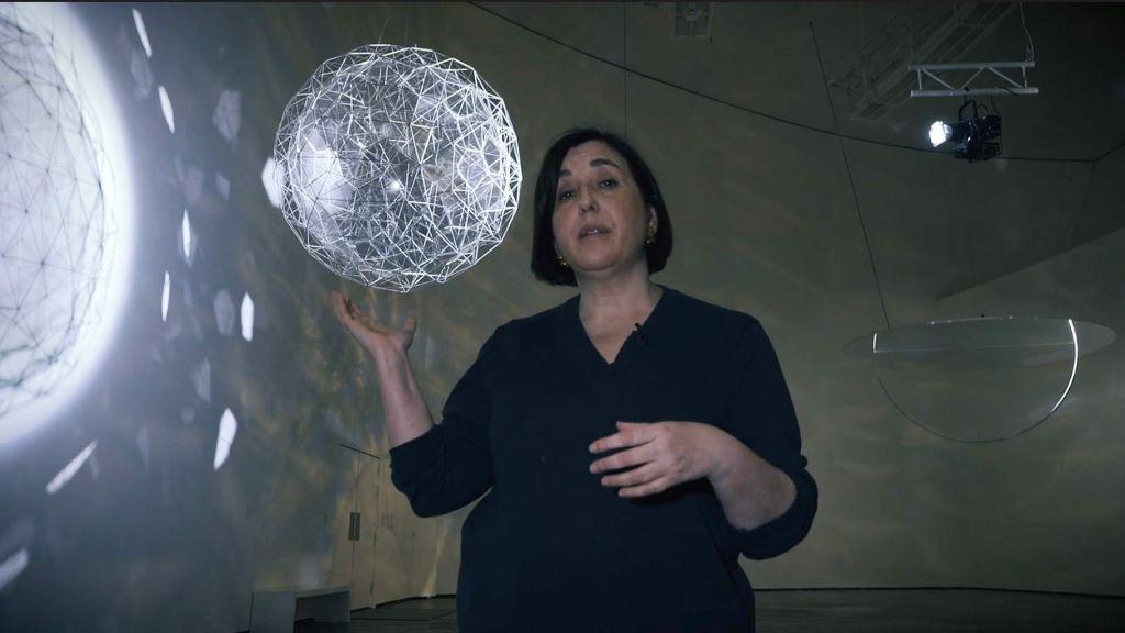 polvo esfera