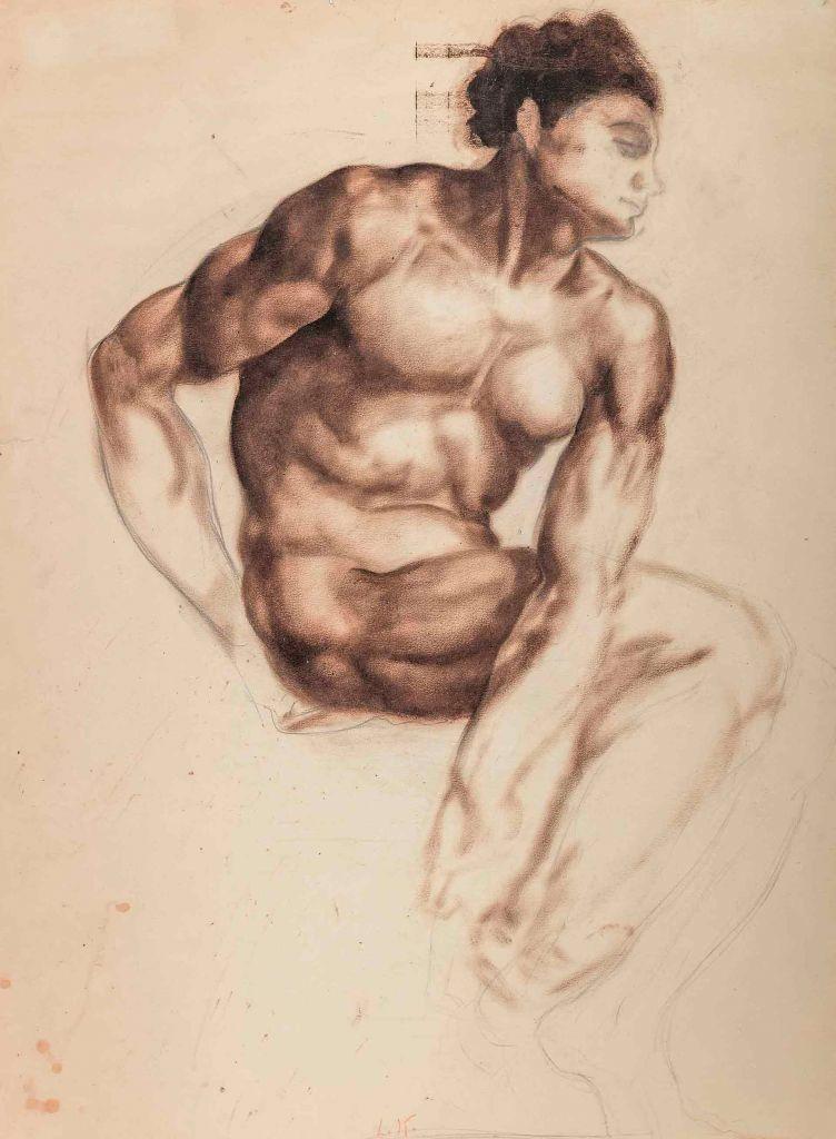 Estudio de desnudo