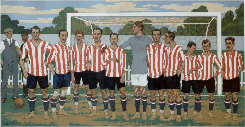 Conferencia Bilbao y la pintura