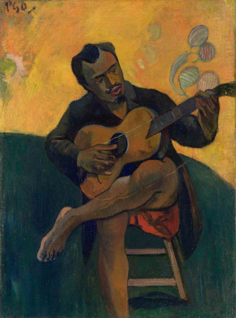 El guitarrista