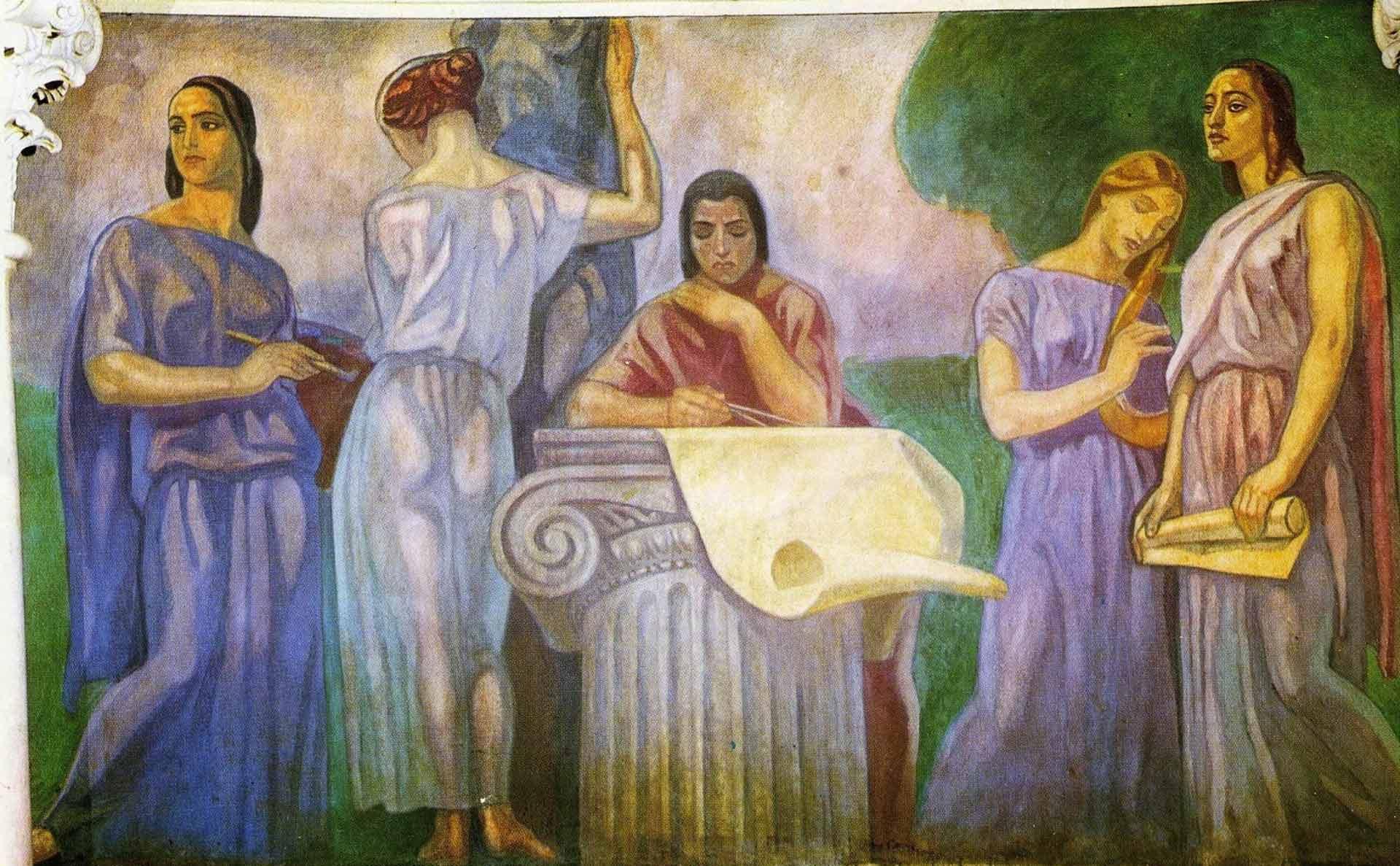 Las artes SABIAS QUE Bibao y la pintura