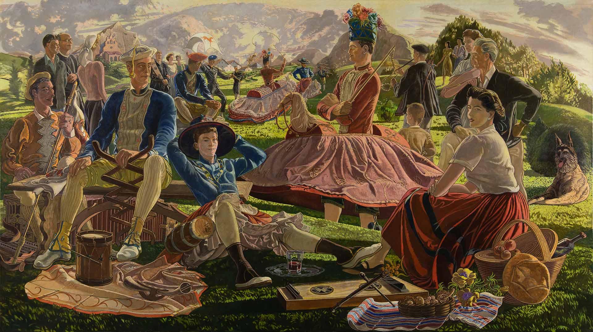 Danzas suletinas