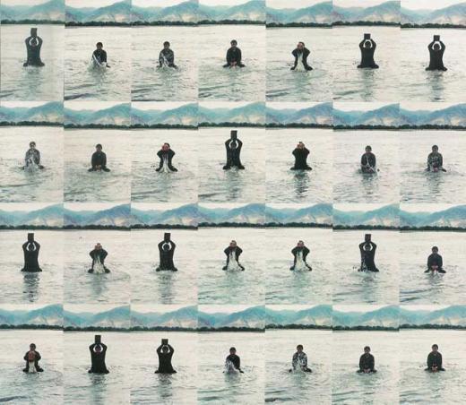 Poniendo sellos al agua